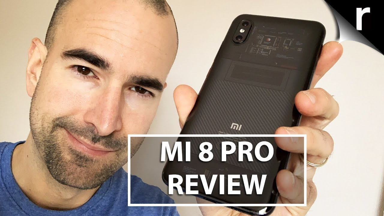 Xiaomi Mi 8 Pro - REVIEW!