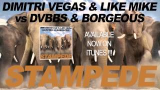 Baixar - Dimitri Vegas Like Mike Vs Dvbbs Borgeous Stampede Official Video Teaser Out Now Grátis