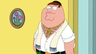 Peter Is Jewish?! - Family Guy