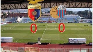 Casertana Catania 0-0