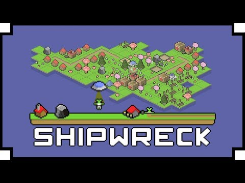 Shipwreck - (Colony Builder / Management Game)