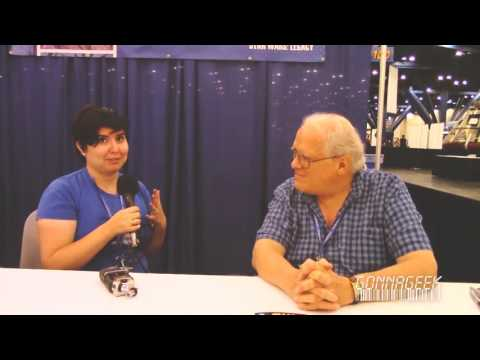 Comicpalooza 2016 Coverage - John Ostrander Interview