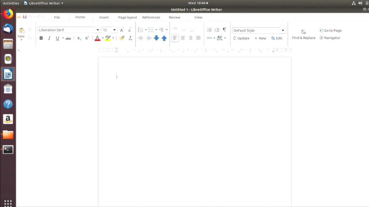 Libreoffice Look Like Microsoft Office
