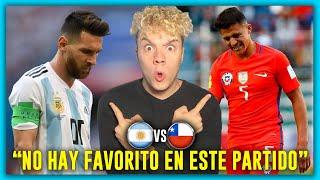 🇦🇷 ARGENTINA vs CHILE 🇨🇱 ELIMINATORIAS QATAR 2022 🏆 FECHA 7 ⚽ PRONOSTICO & PREDICCION