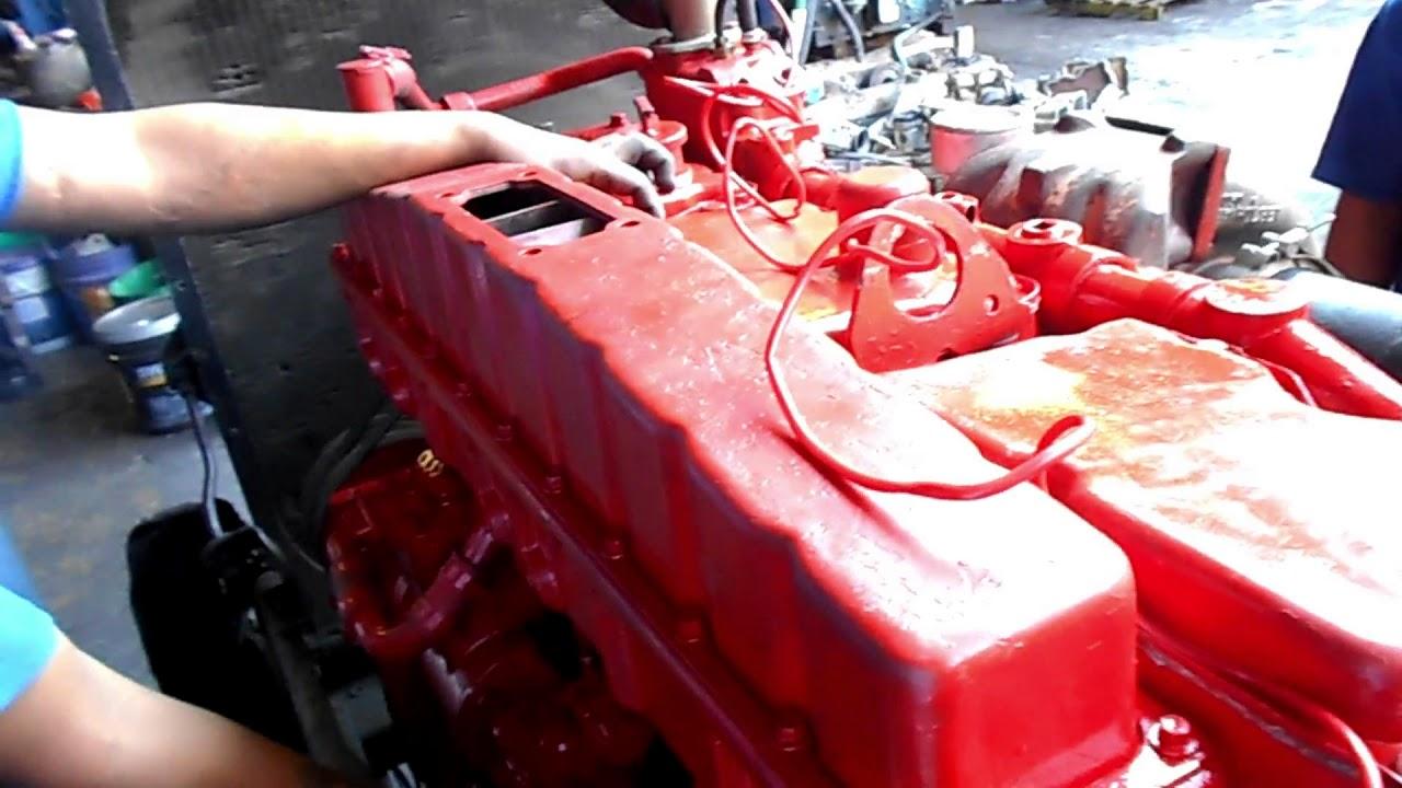 Motor Cummins Big Cam 400 hp