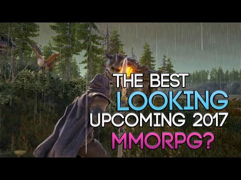 Dark And Light  The Best Looking New Upcoming MMORPG?