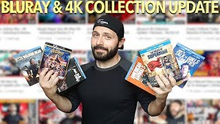 Awesome Bluray & 4K Ultra HD Collection Update + Reviews (08/13/18) | BLURAY DAN