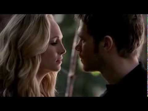 The Vampire Diaries 05x11 Klaus & Caroline -