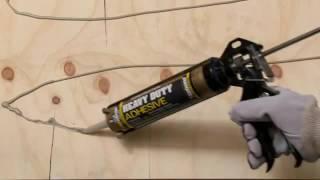 Titebond 9300050, Green Series Acoustical Sound Adhesive - 828ml