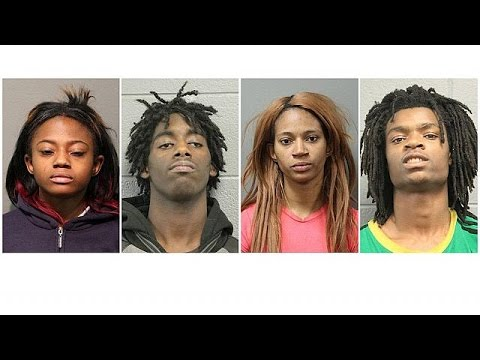 """Torture et racisme à Chicago : une vidéo """"abjecte"""" pour Barack Obama"""