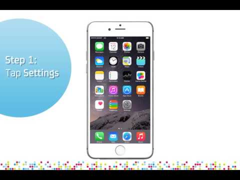 Apple iPhone 6 Plus: Turn on/off data roaming services