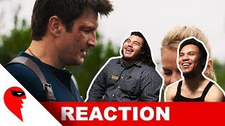 UNCHARTED - Live Action Fan Film Reaction