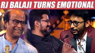 RJ Balaji to Rajinikanth | Cinema Vikatan