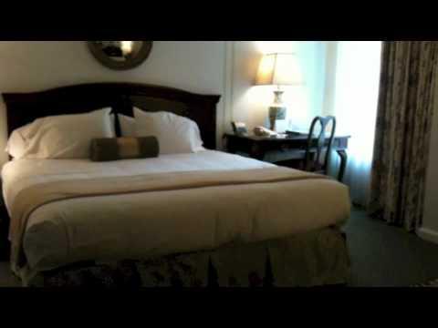 Adolphus Hotel Room Tour in Dallas, Texas