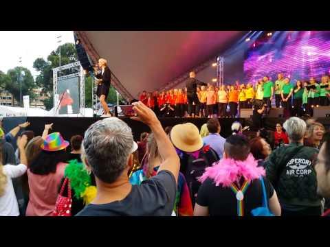 Closing party - Stockholm Pride