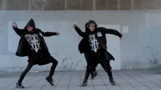 【SLH】ゴーストルールを踊ってみた【カケリネ × KO2】 thumbnail