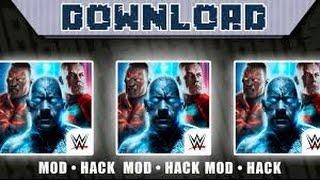 WWE Immortals MOD APK 2017 FREE DOWNLOAD
