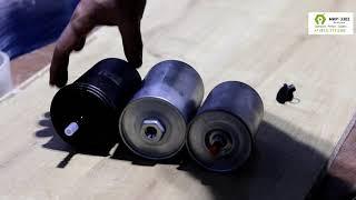 Виды топливных фильтров на Газель с инжекторными двигателями
