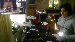 Lacuna Coil - Unspoken (Drum Cover)
