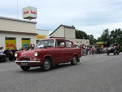 Old Car For Sale >> Old Car Show 2013 At Ylane Finland Vanhojen Autojen Kulkue Ylaneella