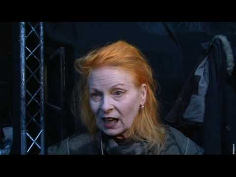 Exclusive interview with Vivienne Westwood
