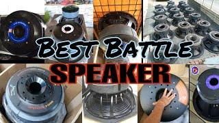 Best Battle Speaker 2020
