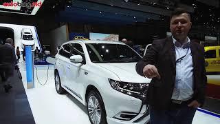 Geneva 2018: Noul Mitsubishi Outlander PHEV - ce aduce nou?