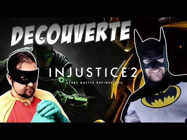 Découverte - Injustice 2