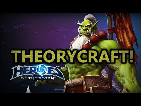 ♥ Heroes of the Storm - Samuro First Impressions & Theorycrafting