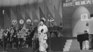 昭和40年3月 テイチクレコード 三松圭子.