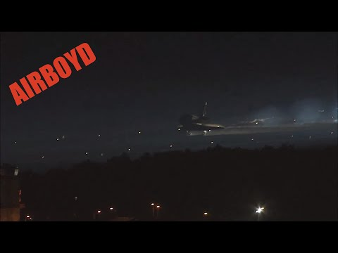 Final Shuttle Landing - Atlantis (STS-135)