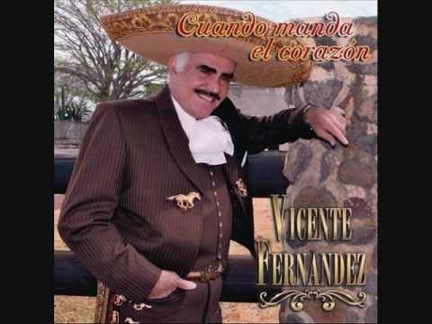 Vicente Fernandez La Tienda (Letra)