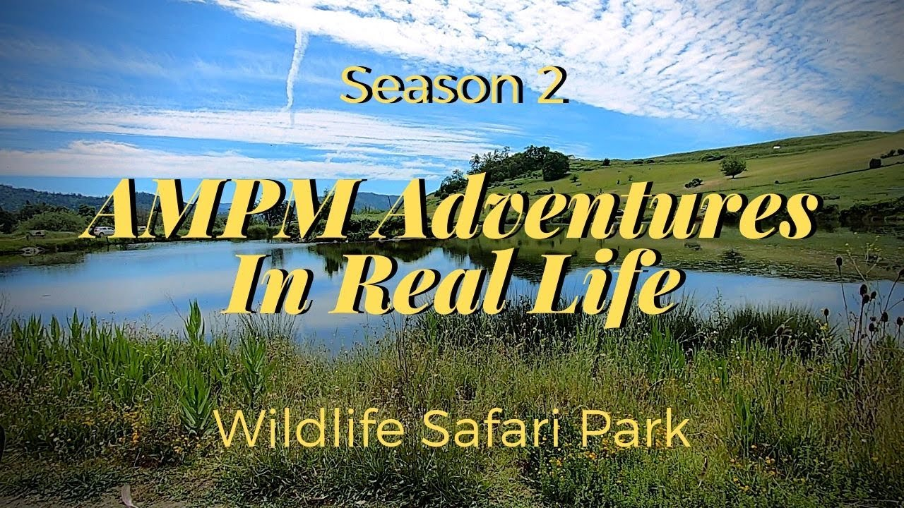 Wildlife Safari Park - AMPM Adventures IRL