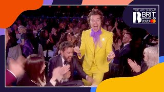 Jack's Best Moments | The BRIT Awards 2020