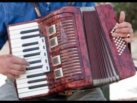 Akordeonowe Instrumentalne Melodie ; ``Biały Miś ``, ``La Cucaracha`` i inne ...