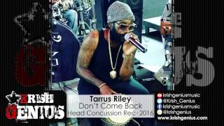 Tarrus Riley - Don