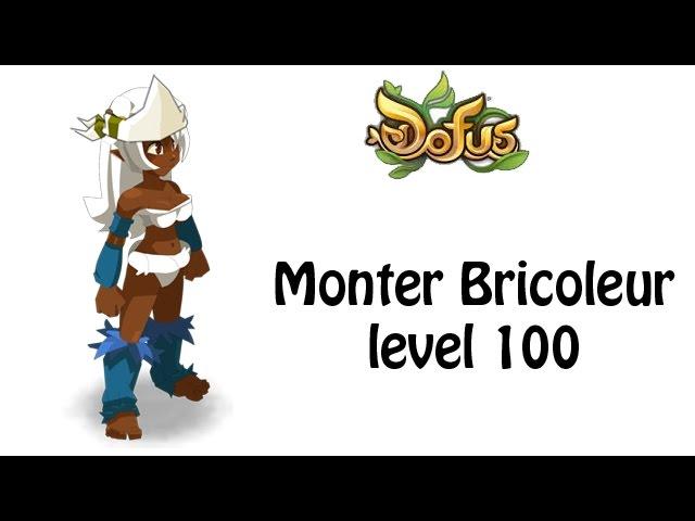Dofus Monter Metier Bricoleur Level 100 Ep1 Youtube