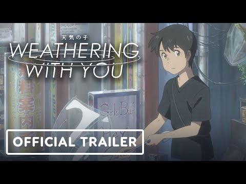 Weathering With You - Official English Sub Trailer