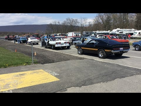 FE race and reunion 2018 hot FE passes Beaver Springs, PA