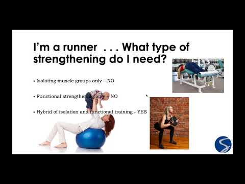 Strength Training for Runners with Smith Physical Therapy + Running Academy