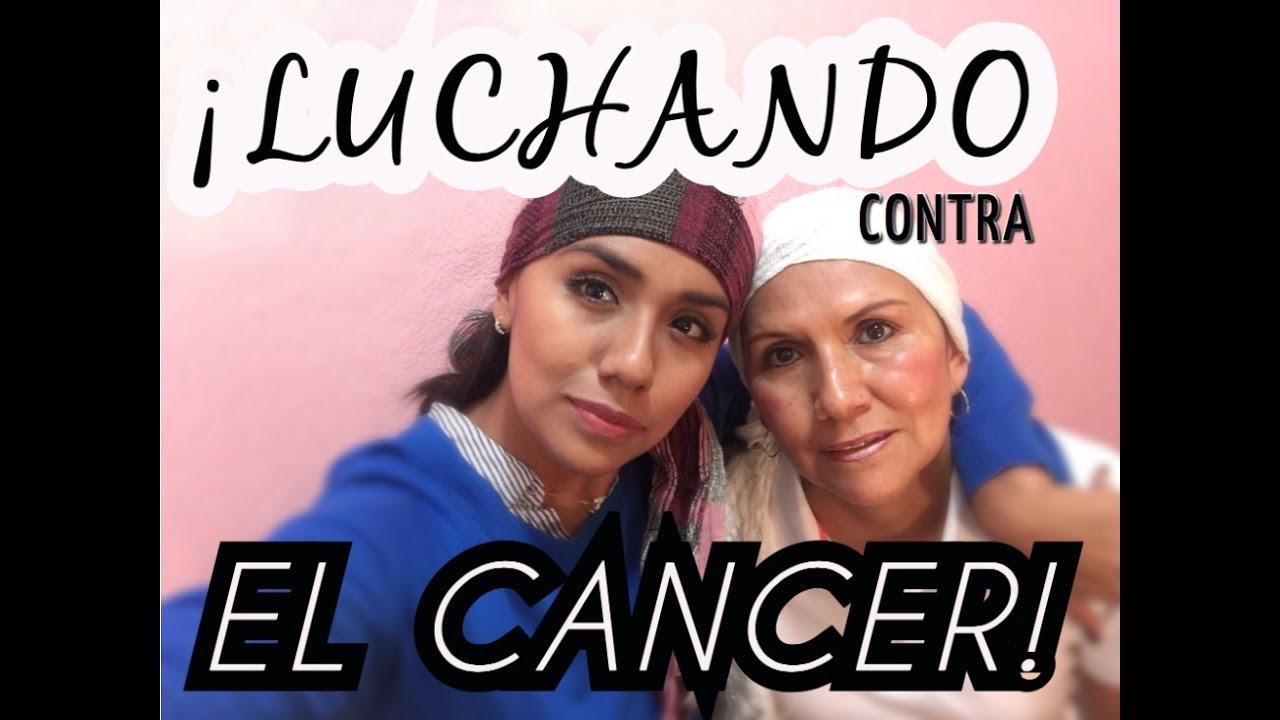 LUCHANDO CONTRA EL CANCER   ALICE HERRERA