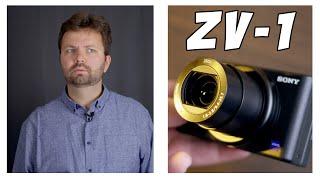 Моя новая камера для ВИДЕО | Идеальная Sony ZV-1