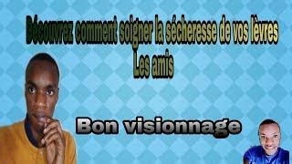 COMMENT SOIGNER INFLAMMATION DES LÈVRES AVEC DU MIEL