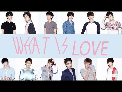 EXO - What Is Love (EASY Lyrics)
