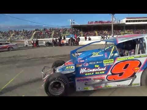 RPW SDW 17 BW 200-Matt Sheppard pit stop lap 153