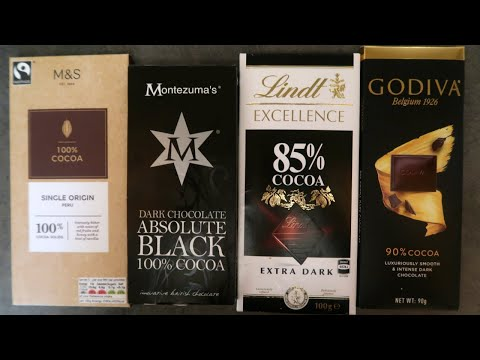 Keto Chocolate Bar Brands | Low Carb Dark Chocolate Bars