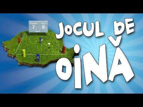Romania Explicata - Jocul de oina - ep. 10