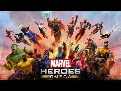 Thumbnail: Marvel Heroes Omega announces its PlayStation 4 Open Beta launch!