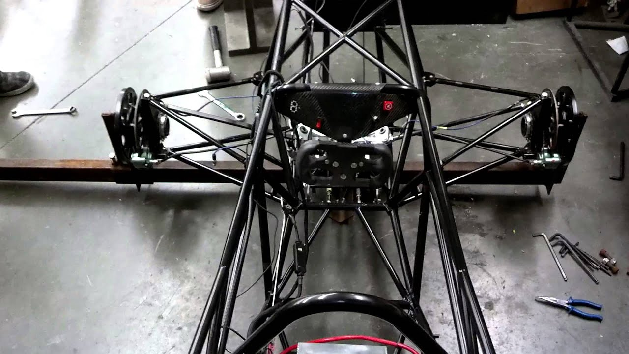 West Bend Ford >> Cal Poly Pomona Formula SAE 2013 Torsional Rigidity - YouTube