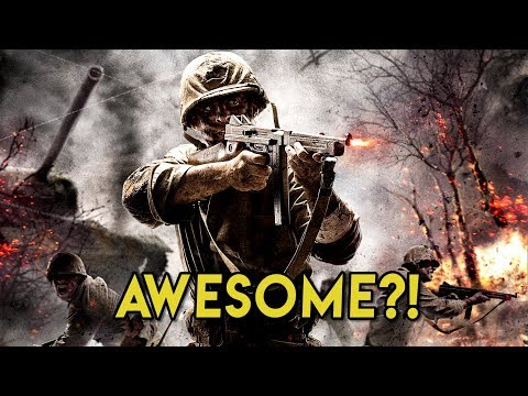 Why Was Call Of Duty: World At War SO AWESOME?!